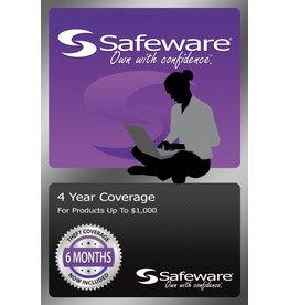 Safeware SW4YR-1000
