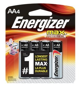 Energizer Energizer | MAX AA Battery | 4 Pack