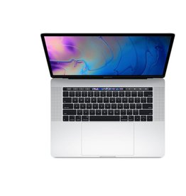 Apple Apple 15-inch MacBook Pro with Touch Bar: 2.6GHz 6-core 8th-generation Intel Core i7 processor, 512GB - Silver