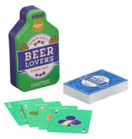 Wild & Wolf WILD & WOLF BEER PLAYING CARDS