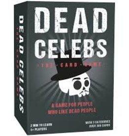 Gift Republic DEAD CELEB CARD GAME
