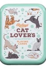 Wild & Wolf WILD & WOLF CAT LOVER PLAYING CARDS