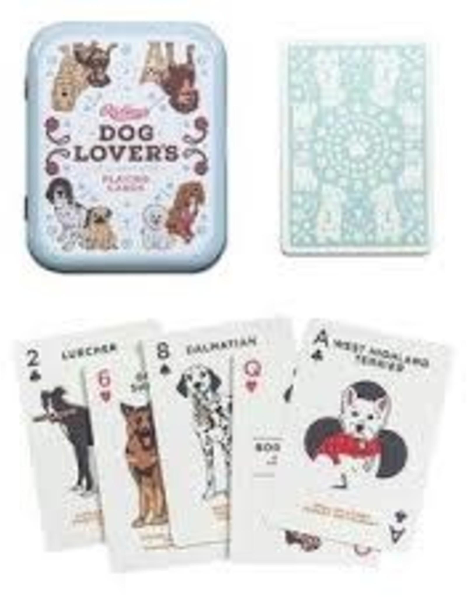 Wild & Wolf WILD & WOLF DOG LOVER PLAYING CARDS