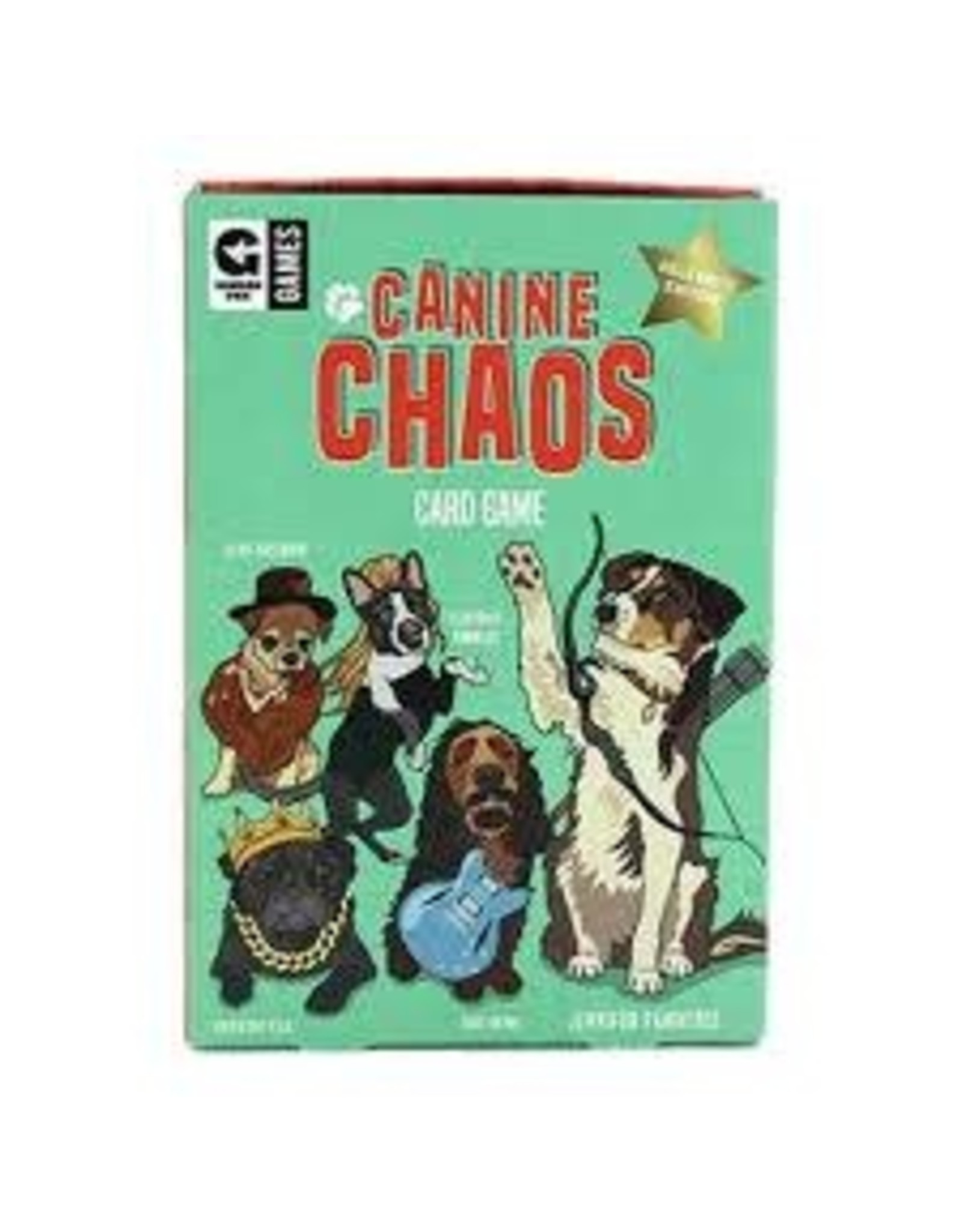 GINGER FOX GINGER FOX CANINE CHAOS GAME