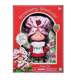 SCHYLLING RETRO STRAWBERRY SHORTCAKE DOLL