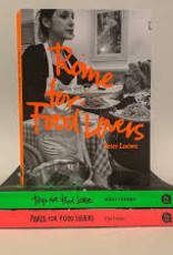HACHETTE ROME FOR FOOD LOVERS