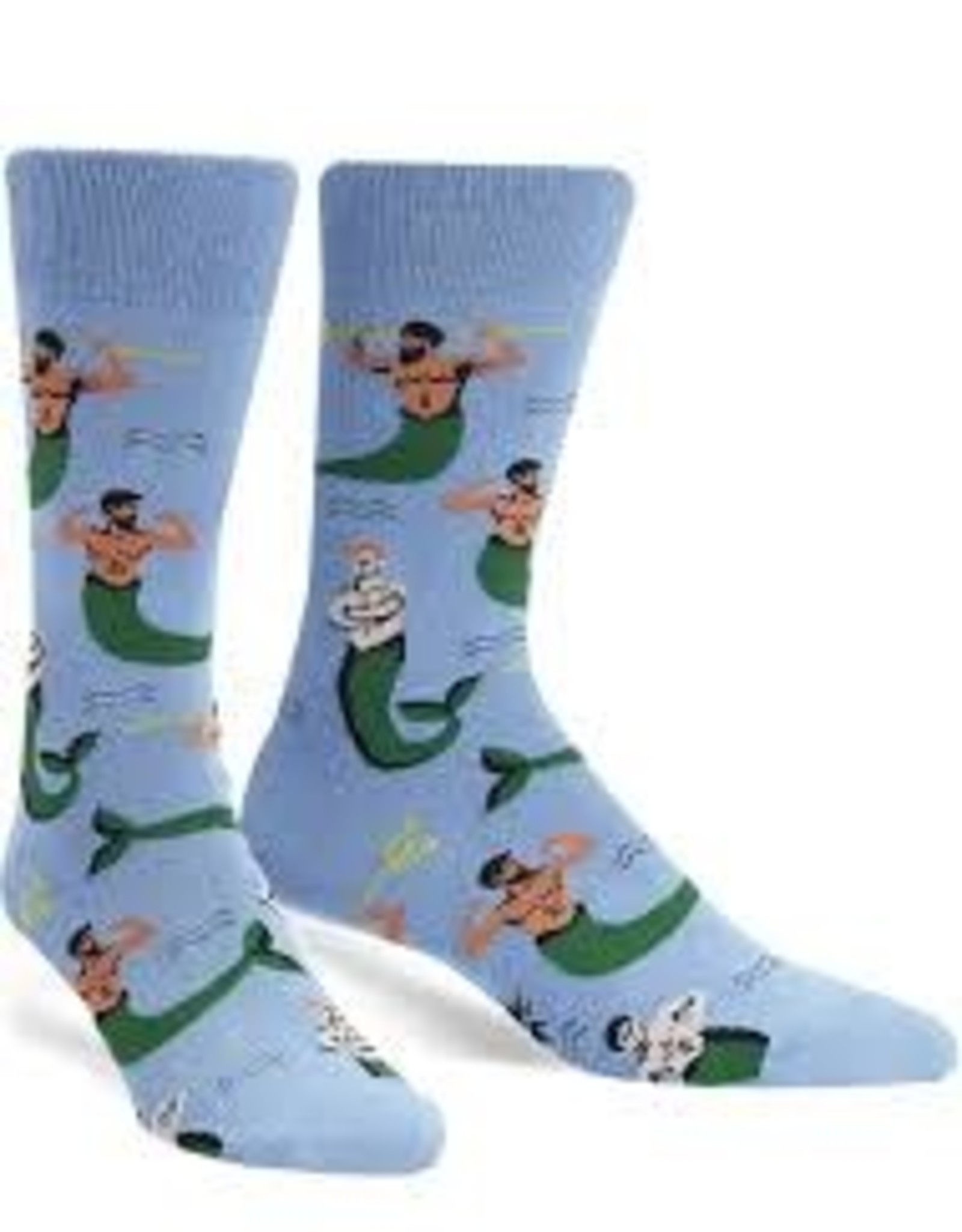 Sock it to Me MERMAN - MEN'S SOCK