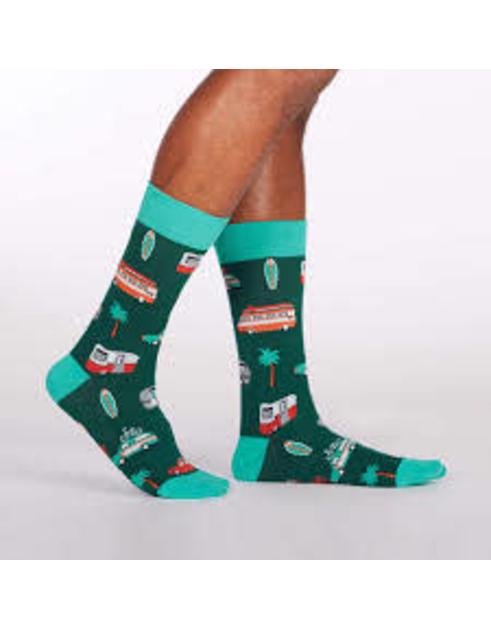 Sock it to Me DAY TRIPPER- MEN'S SOCK