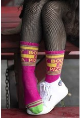 GUMBALL POODLE GUMBALL POODLE BODY BY PIZZA SOCKS