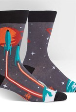 Sock it to Me LAUNCH FROM EARTH - MENS SOCKS