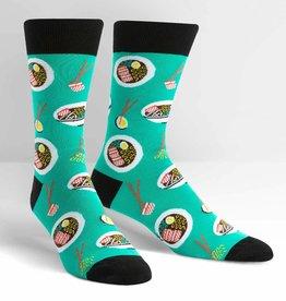 Sock it to Me RAMEN - MENS SOCKS