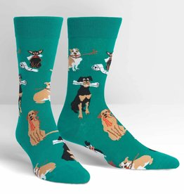 Sock it to Me CHEW ON THIS - MENS SOCKS