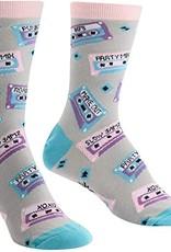Sock it to Me MIXTAPE WOMENS SOCKS