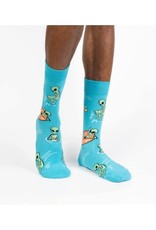 Sock it to Me UNKNOWN FLOATING OBJECTS MENS SOCKS