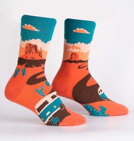 Sock it to Me MONUMENT VALLEY MENS SOCKS