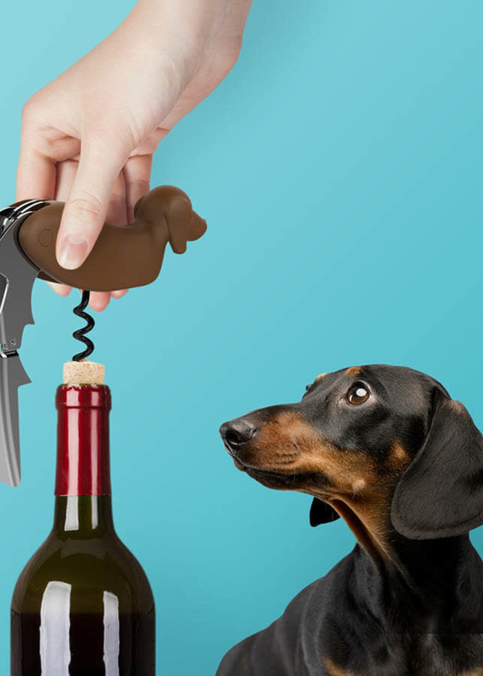 Fred & Friends WINER DOG CORKSCREW