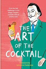 Chronicle Books THE ART OF COCKTAILS