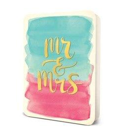 STUDIO OH MR & MRS CARD - STUDIO OH