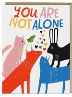 EMILY MCDOWELL YOU ARE NOT ALONE CARD