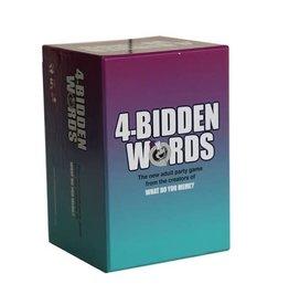 WHAT DO YOU MEME 4 BIDDEN WORDS