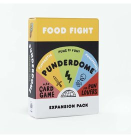 PENGUIN RANDOM HOUSE PUNDERDOME FOOD FIGHT EXPANSION