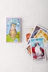 Chronicle Books CAT TAROT CARDS