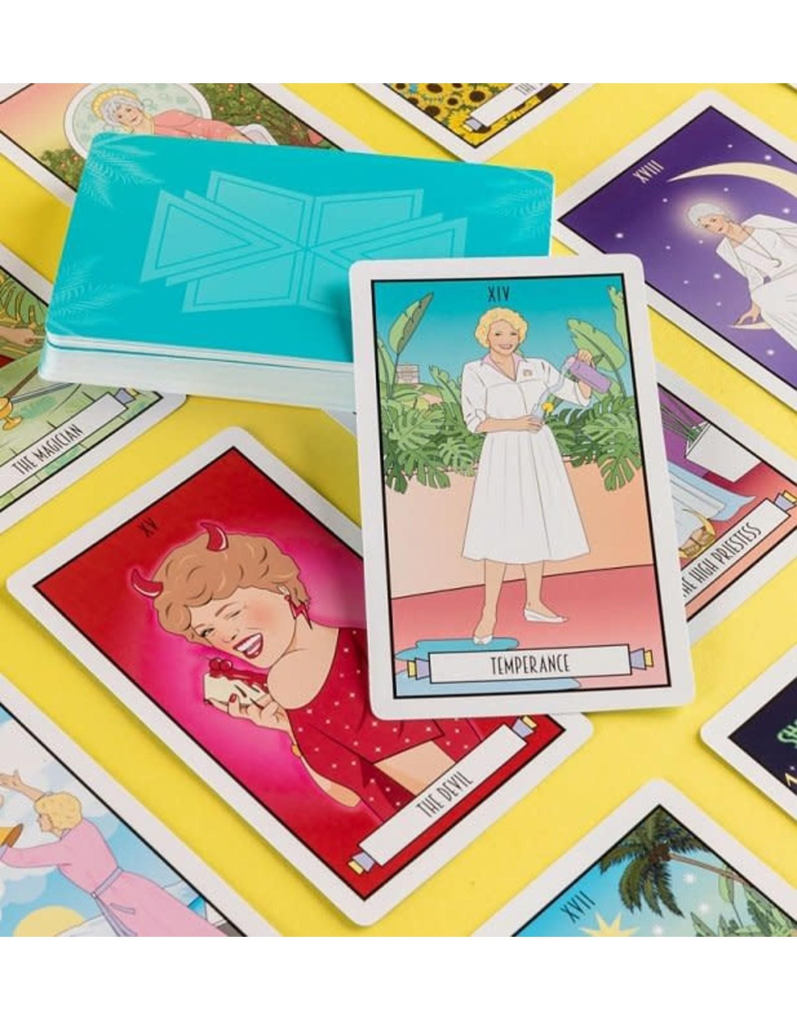PENGUIN RANDOM HOUSE GOLDEN GIRLS TAROT CARDS