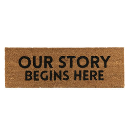 CREATIVE BRANDS CREATIVE BRANDS OUR STORY BEGINS WITH YOU DOORMAT