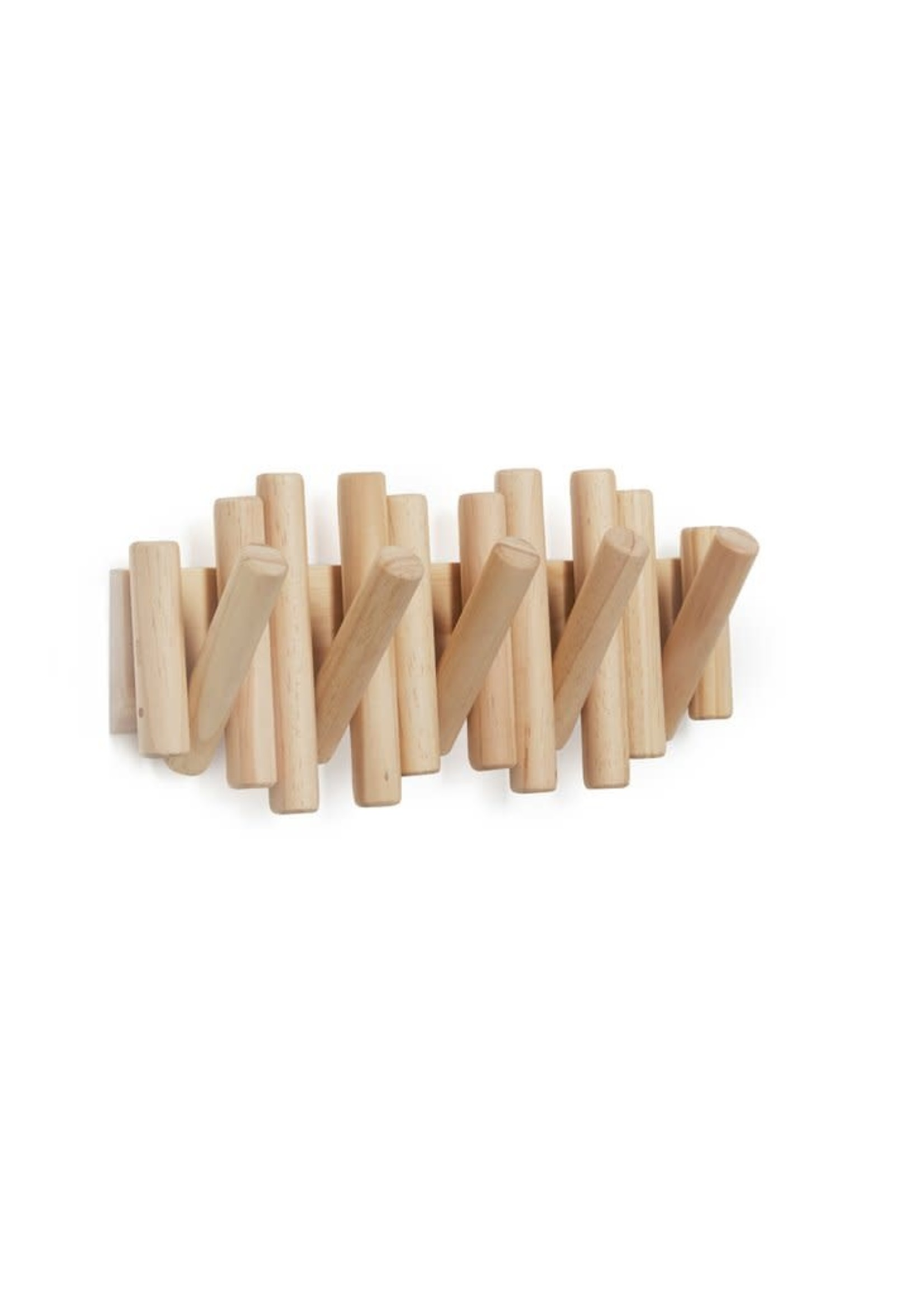 UMBRA UMBRA PICKET WOODEN HOOKS