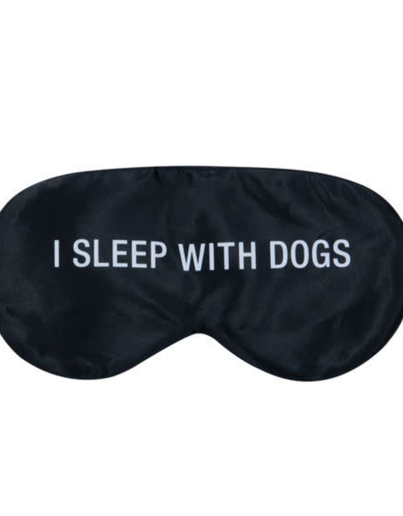 ABOUT FACE ABOUT FACE I SLEEP W/DOGS SLEEP MASK