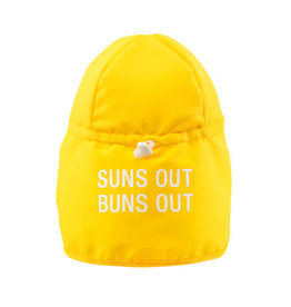 ABOUT FACE ABOUT FACE SUNS OUT BUNS OUT BABY SUNHAT