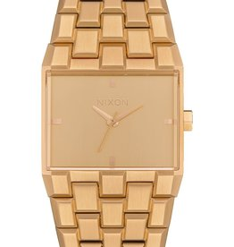 Nixon NIXON GOLD/GOLD TICKET WATCH