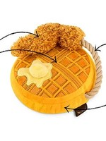 PLAY PLAY CHICKEN AND WOOFLES DOG TOY