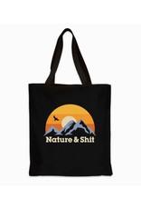 HEADLINES NATURE & SH*T TOTE BAG