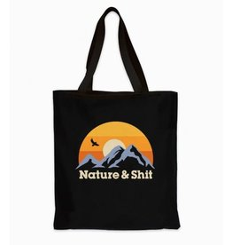 HEADLINES NATURE & SH*T TOTE BAG