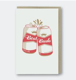 PIKE STREET PRESS BEST BUDS CARD