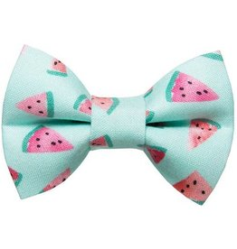 SWEET PICKLES DESIGNS SWEET PICKLES ONE IN A MELON CAT/SM DOG BOWTIE