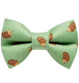 SWEET PICKLES DESIGNS SWEET PICKLES LIVIN ON THE HEDGE CAT/SM DOG BOWTIE