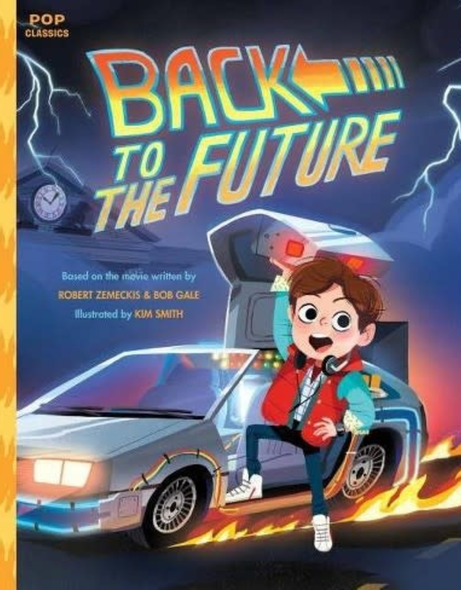 PENGUIN RANDOM HOUSE BACK TO THE FUTURE KIDS BOOK