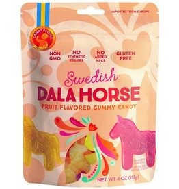 CANDY PEOPLE SWEDISH DALA HORSE GUMMY CANDY