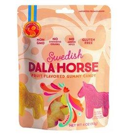 CANDY PEOPLE SWEDISH DALA HORSE GUMMY CANDY