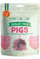 CANDY PEOPLE SWEDISH SUGAR FREE MARSHMALLOW PIGS