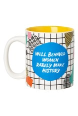 THE FOUND THE FOUND WELL BEHAVED WOMEN MUG