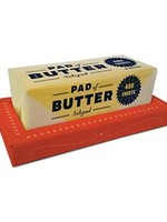 HACHETTE PAD OF BUTTER NOTES