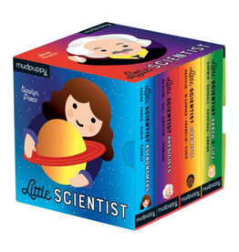 Chronicle Books LITTLE SCIENTIST BOOK SET