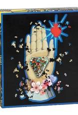 HACHETTE CHRISTIAN LACROIX HAND PUZZLE 750