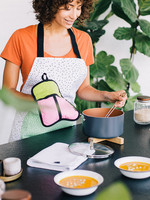DOIY DOIY CALIFORNIA ROLL APRON SET