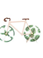 DOIY DOIY THE FIXIE TROPICAL VINTAGE PIZZA CUTTER