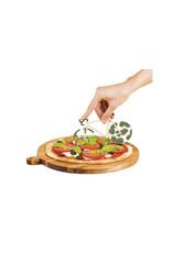 DOIY DOIY THE FIXIE TROPICAL VINTAGE PIZZA CUTTER