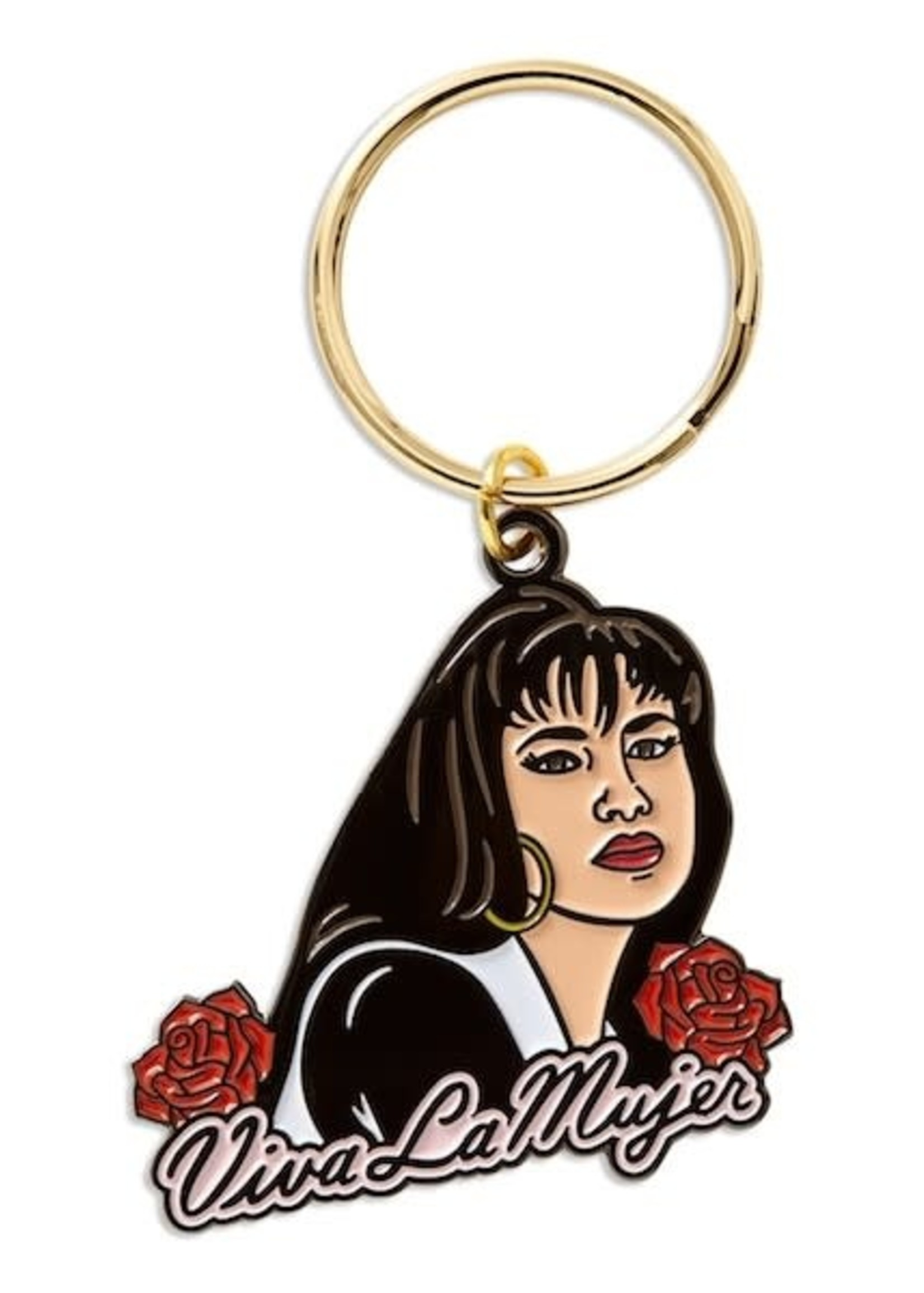 THE FOUND THE FOUND SELENA KEYCHAIN